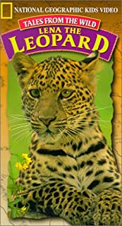 Tales from the Wild:Lena the Leopard VHS