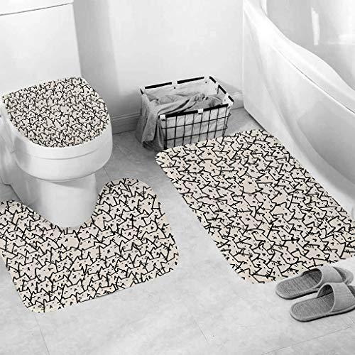 Fußmatte Obermaterial: 100% Polyamid