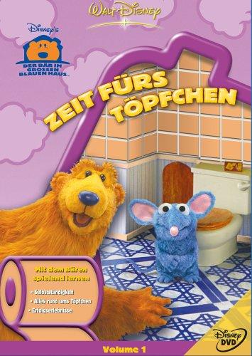 Der Bär im großen blauen Haus - Zeit fürs Töpfchen