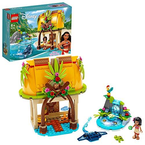 LEGO Disney Moana's Island Home 43183
