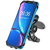 Bovon Bike Phone Mount, (Bolt Design) Sturdy Universal Motorcycle Bicycle Phone Holder Stand Compatible with iPhone 12 Pro/12/12 Mini/Se/ 11 Pro Max/XS Max/XR/8/8 Plus, Samsung S10/S10 Plus