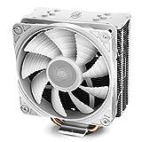 Deepcool Gammaxx GTE V2 WH CPUクーラー CPUファン Intel/amd両対応 静音