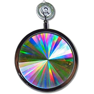 Suncatcher - Rainbow Axicon Window Sun Catcher - These Suncatcher are Great for Feng Shui