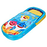 Baby Shark - Mi Primera ReadyBed - Cama Hinchable y Saco de Dormir Infantil Dos en uno