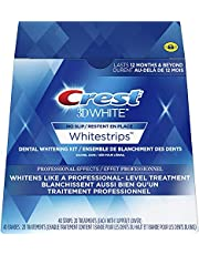 Crest 3D Whitestrips Professional Effects, 40 Strips, 20 Treatments