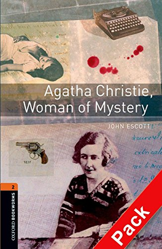 Oxford Bookworms 2. Woman of mystery CD Pack: 700 Headwords