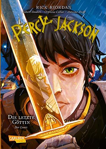 Percy Jackson (Comic) 5: Die letzte Göttin (5)