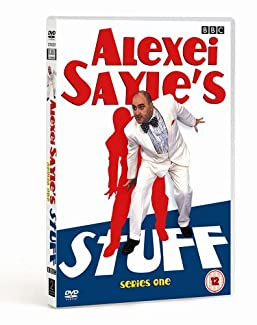Alexei Sayle's Stuff - Series One