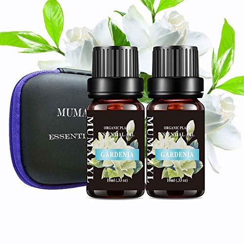 Gardenia Floral Essential Oil Set for...