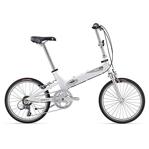 Vélo-Pliant Halfway White