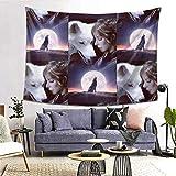 Hdadwy Tapisserie Murale Mylene Farmer avec Art Nature décorations pour la Maison pour Salon Chambre dortoir décor 80x60 po