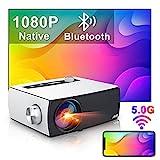 Videoprojecteur Full HD - Artlii Enjoy 3, WiFi 5.0G/2.4G Bluetooth,...