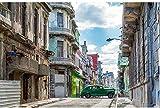 Rompecabezas de madera de la Habana de la Ciudad Antigua de Viajes Serie de Recuerdos de Descompresión Juguete 500/1000/1500 Piezas