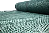 Schattiernetz 55% 60g/m2 Schattiergewebe Sonnenschutz...