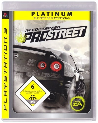 Electronic Arts Need For Speed ProStreet, PS3 - Juego (PS3, DEU)