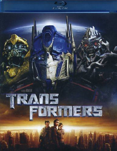 Transformers [Blu-ray] [IT Import]