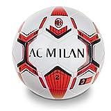 Mondo Toys Fußball A.C. Milan Pro - Größe 2 - 150 g - Rot/Schwarz - 13716 -