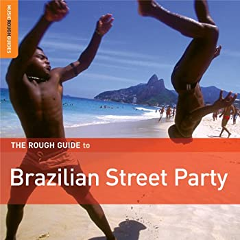 Audio CD Rough Guide To Brazilian Street Party Book