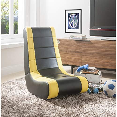 Posh Living Rockme Video Gaming Rocker Chair for Kids