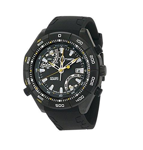 Timex T2N729 - Reloj analógico de caballero de cuarzo con correa de...