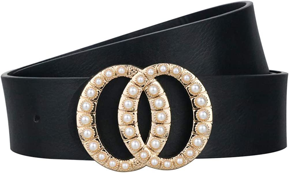 Double Max 69% OFF Ring Belts for Teen Tulsa Mall Girls and Jeans Dre Womens