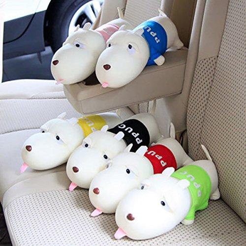 Bazaar Honana HN-A1 Désodorisant pour voiture Cute Dog Active Bamboo Charcoal Bag Accueil Absorb Odeur Déodorant