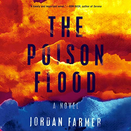 The Poison Flood audiobook cover art