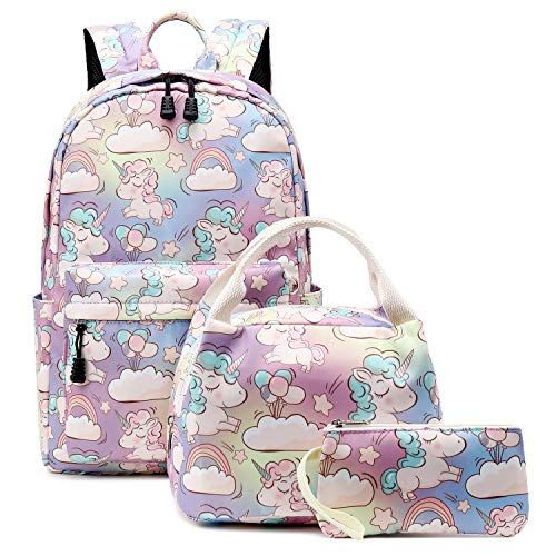 Abshoo Cute Lightweight School Boobag Kids Unicorn Backpacks...
