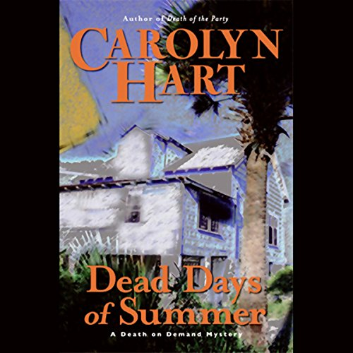 Dead Days of Summer audiobook cover art