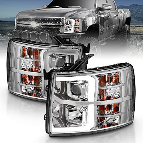 09 silverado headlight assembly - 6