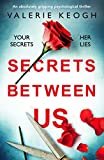 Secrets Between Us: An absolutely gripping psychological thriller (English Edition)