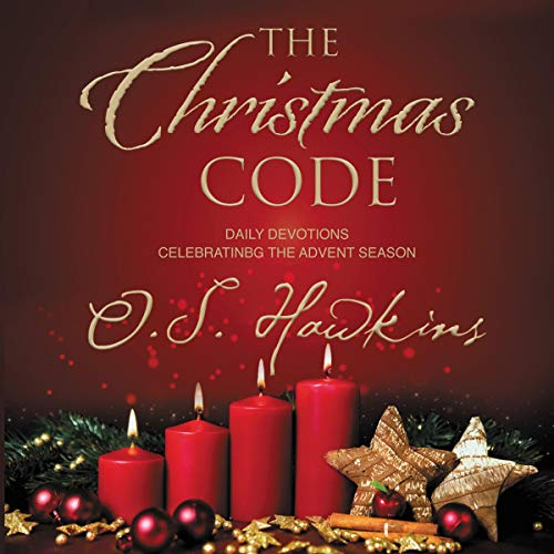 The Christmas Code Booklet audiobook cover art