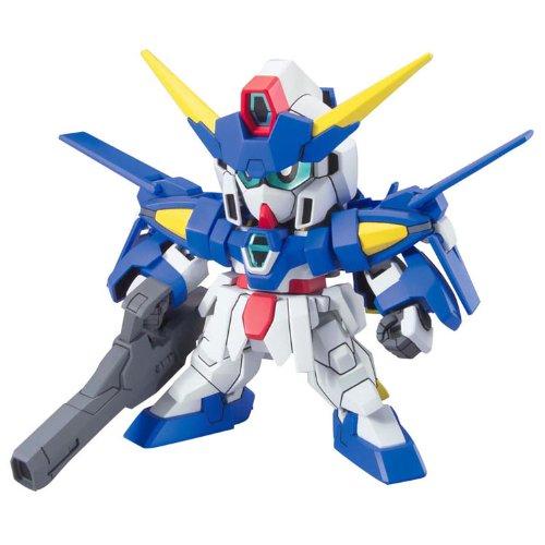 Gundam AGE-3 (Normal, Fortress ,Orbital) GUNPLA SD Gundam BB Senshi Vol. 372