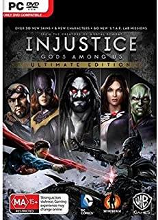 Injustice Gods Among Us. Ultimate Edition - PC