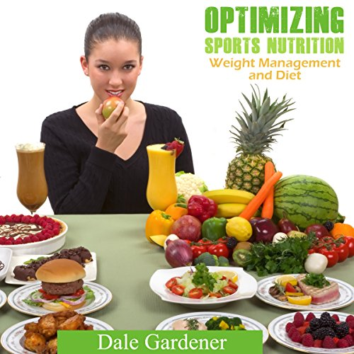 Optimizing Sports Nutrition cover art