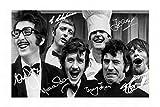 Monty Python Signiert Autogramme 21cm x 29.7cm Plakat Foto