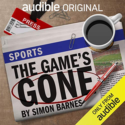 The Game's Gone cover art
