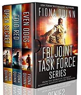 FBI Joint Task Force Series: A World of Iniquus Romantic Suspense Mystery Thriller (Iniquus Security Book 5) by [Fiona Quinn]