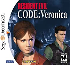 sega dreamcast resident evil code veronica