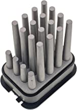 HVAC Blower Motor Control Module Resistor 90512510 RU535 15-80845 Fits Cadillac Catera 3.0L 1997-2001 Saab 9-3 2003-2007