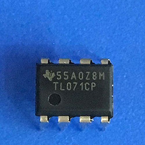 100 tl071 tl071cp dip-8 Low Noise JFET Eingang Operational Verstärker New IC