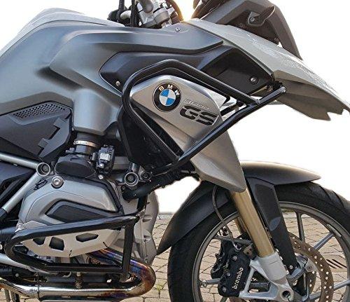 Protezione serbatoio tubolare in acciaio Nero - BMW R 1200 GS LC 2013-2016