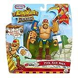 Little Tikes Kingdom Builders - Pick Axe Max Transforming Figure