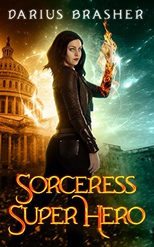 Sorceress Super Hero
