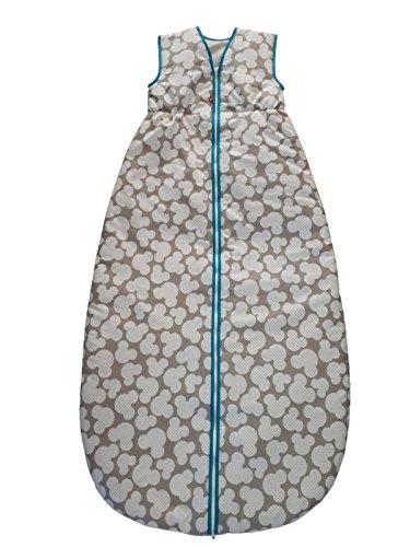 Linden 308573T Winterschlafsack, 150 cm, grau