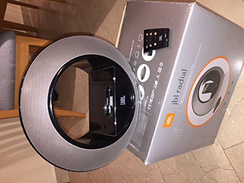 JBL Radial Lautsprecher-System schwarz