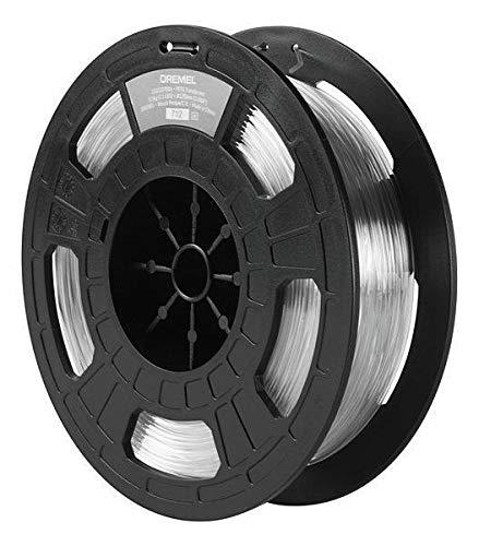 Dremel 3D Drucker (PETG Filament 1,75 mm, Zubehör für DigiLab 3D45 3D-Drucker, mit RFID Material Erkennung Chip) schwarz