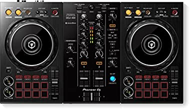 Pioneer DJ DJ Controller (DDJ-400), Black