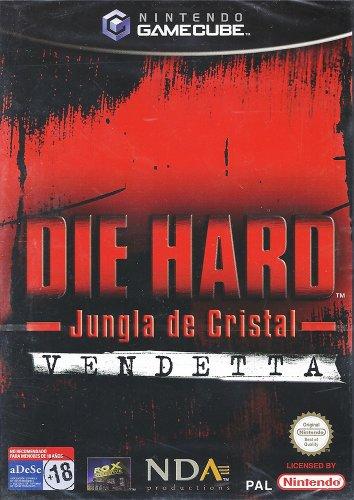 Jungla de Cristal Die Hard Vendetta Game Cube