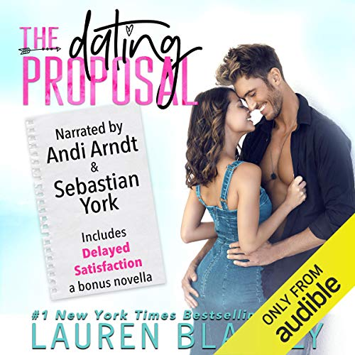 The Dating Proposal cover art